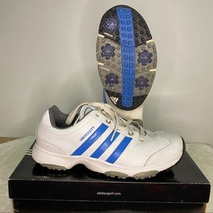 Men's Adidas University Golf Shoes Size 10